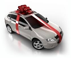 car gift bow how to give a car as a gift and keep it a secret