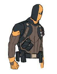 deathstroke costume halloween agents of redesign incorporated photo dc villains pinterest