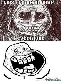 Never Alone Meme - forever alone never alone by alexuhryn meme center