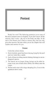 Intensive And Reflexive Pronouns Worksheet When Bad Grammar Happens