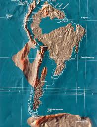 Maps Of South America The Shocking Doomsday Maps Of The World And The Billionaire Escape
