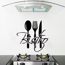 vinyl mural cuisine stickers cuisine bistro vinyl wall sticker decal mural wall