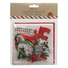 make your own christmas cards your own christmas cards kit
