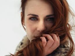 brown hair for cool skin tones hair and model