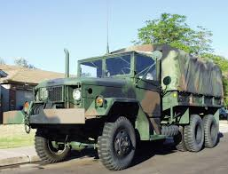 tactical truck m35 2 ton cargo truck
