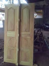 Door Design In Wood Bavas Wood Works Main Entrance Wooden Double Door Designs For