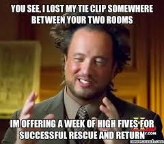 Tie Meme - clip