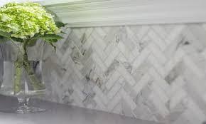 marble chevron kitchen backsplash tiles ellajanegoeppinger com