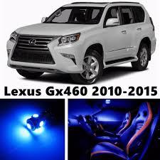 lexus singapore service package 16pcs led blue light interior package kit for lexus gx460 2010