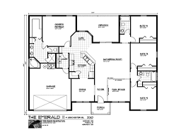 Master Suites Floor Plans Suite Floor Plans Ideas Mf Home Design Master Bedroom Floor Plans