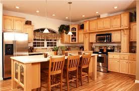 maple kitchen furniture amazing maple kitchen cabinets home design stylinghome design