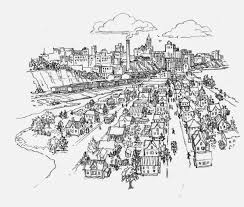 urban sketchers twin cities sketches of flooding in saint paul