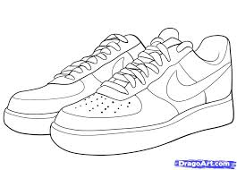 nike shoe clipart clipart collection clip art running shoe