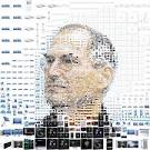 Portrait de Steeve Jobs