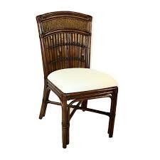Desk Chair Cushion Hospitality Rattan Polynesian Rattan U0026 Bamboo Desk Chair With