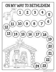 meaning advent color poster coloring pages