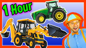 colors song nursery rhymes learn to count for toddlers u2013 tractor