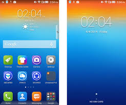 lenovo themes without launcher lenovo vibe z unique android user interface digit in