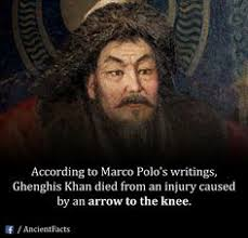 these genghis khan quotes come with more than the legendary