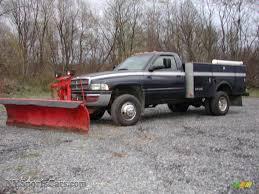 Ram 3500 Truck Specifications - 2002 dodge ram 3500 slt regular cab 4x4 dually plow truck in