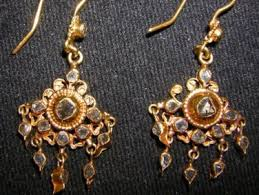 thailand earrings traditional thai wedding earrings the king and i wedding
