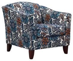 Teal Blue Accent Chair Kori Navy Accent Chair Art Van Furniture