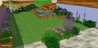 Maintenance Free Garden Ideas Low Maintenance Garden Ideas Garden Designs Brilliant Low