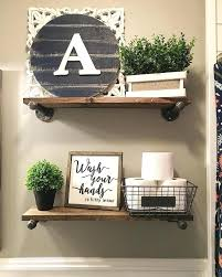 bathroom shelf ideas decorate bathroom shelves lamdepda info