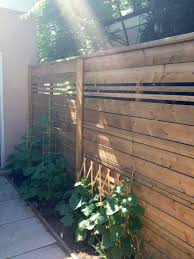 How To Build Backyard Fence Best 25 Diy Privacy Fence Ideas On Pinterest Diy Fence