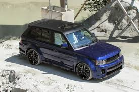 wrapped range rover sport range rover car tuning