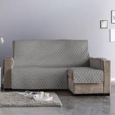 protège canapé protège canapé d angle taupe