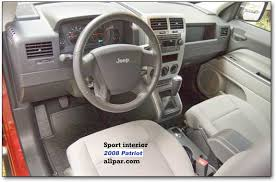 jeep patriot reviews 2009 2008 jeep patriot test drive