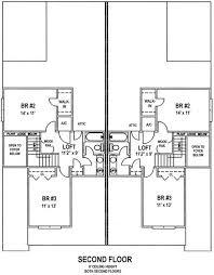 duplex beach house plans 2 bedroom 3 bath beach house plan alp 0997 allplans com