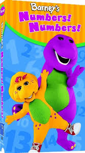 Barney And The Backyard Gang A Day At The Beach Barney U0027s Numbers Numbers Barney Wiki Fandom Powered By Wikia