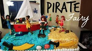 pirate birthday party pirate fairy birthday party ideas