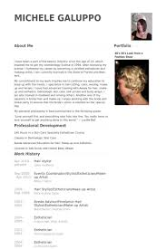 hair stylist resume exles hair stylist resume sles visualcv resume sles database