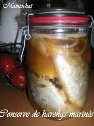 cuisiner des harengs frais harengs marinés en conserve le de chantal76