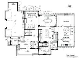 contemporary home mansion house plans indoor pool interiors luxury