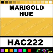marigold artists acrylic paints hac222 marigold paint