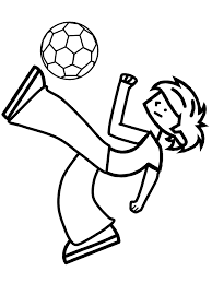 soccer coloring pages coloringmates coloring