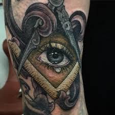 60 greatest all seeing eye ideas a mystery on skin