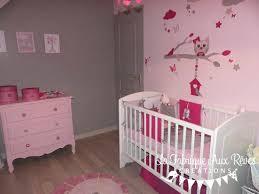 peindre chambre bébé exemple peinture chambre bebe fille