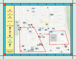 Boystown Chicago Map by Uptown Update July 2014