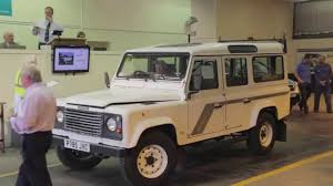 land rover rnli sean conway land rover auctions lrl adventure youtube