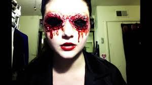 halloween eye makeup youtube