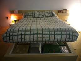ikea bed frame box spring home furnishings