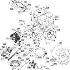 dewalt parts dp3750 type 1 pressure washer