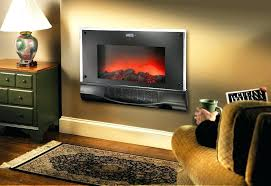 Fireplace Electric Heater Wall Mount Fireplace Electric U2013 Popinshop Me