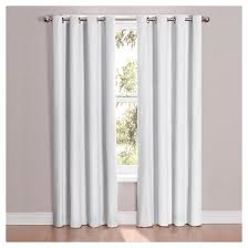 Short Length Blackout Curtains Eclipse Curtains Target
