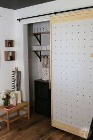 Diy Sliding Door Room Divider 20 Diy Sliding Door Projects To Jumpstart Your Home S Rennovation
